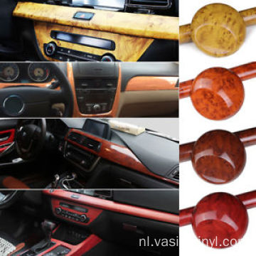 Wood Textured Grain Vinyl Wrap Film